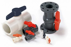 thermoplastic valves